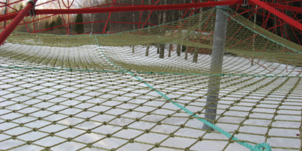 strahov3 600x300 Сети страховочные, защитно улавливающие