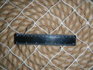 50мм бел 2 300x225 Сети для ограждения