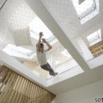 MG 0121 150x150 Страховочные и декоративные сети в интерьере загородного дома
