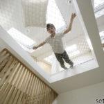 MG 0122 150x150 Страховочные и декоративные сети в интерьере загородного дома