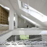 MG 0195 150x150 Страховочные и декоративные сети в интерьере загородного дома