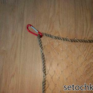 wa07 300x300 Как закрепить защитную сетку на лестницу