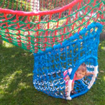 3d3 340x340 Детский игровой комплекс – сетка вязанка с переходами 3d