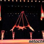 circ5 150x150 Веревочные сети в цирке
