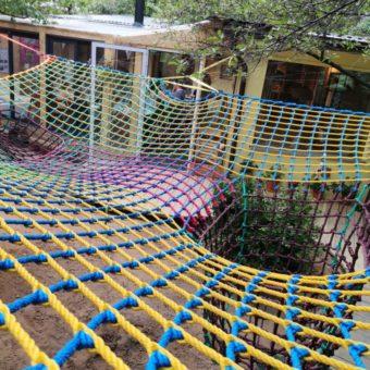 IMG 20210601 135459 340x340 Детский игровой комплекс – сетка вязанка с переходами 3d