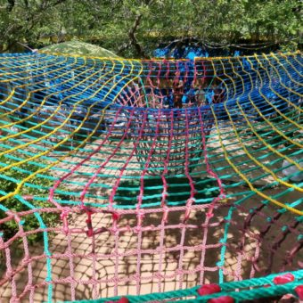 IMG 20210601 150413 340x340 Детский игровой комплекс – сетка вязанка с переходами 3d